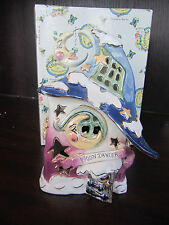 BLUE SKY CLAYWORKS Moon Dancer Solar HousE  HEATHER GOLDMINC new in box BSG3021