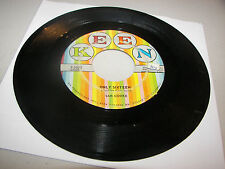 Sam Cooke Only Sixteen / Let's Go Steady Again 45 VG+ Keen 3-2022