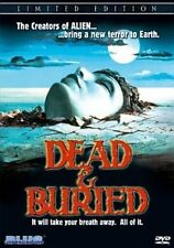 Dead and Buried 0827058200394 With Dennis Redfield DVD Region 1