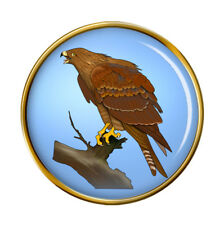 Red Kite Lapel Pin Badge