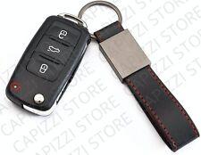 Guscio Chiave Telecomando 3 Tasti Compatibile per golf VW Passat B7 CC Polo 6R