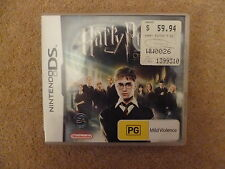 Harry Potter and the Order of the Phoenix - Nintendo DS Game - UK Game