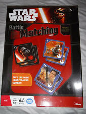 Disney Wonder Forge Age 6+ Star Wars Battle Matching Game Toy