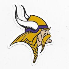 Minnesota Vikings Sticker / Aufkleber - 6 x 4,25 cm - NFL American Football