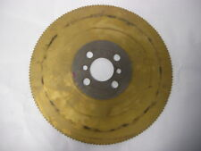 """USED REMI / EISELE COLD CUT SAW BLADE #5 APPROXIMATELY 9"""" X 0.105"""" THICK"""