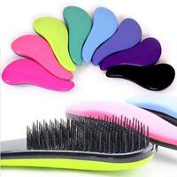 HOT Paddle Beauty Healthy Styling Care Hair Comb Detangle Brush Styling Tamer J³