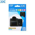 JJC 2PCS LCD Screen Guard Film Protector for Fujifilm Fuji GFX 50S 50R Camera