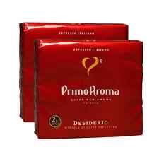 Kaffee Espresso 2 x 250 g gemahlen Primo Aroma Desiderio - Espresso Italiano