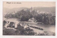 Elbogen Loket Czechoslovakia Vintage Postcard US079