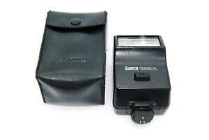 Canon Speedlite 188A Flash Light Shoe Mount from Japan Excellent #V1001