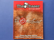 ## THE CHASER ANNUAL 2007 - THE OTHER SECRET **LIKE NEW
