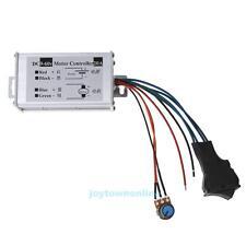 Reversible DC Speed Controller 12V 24V 36V 48V 60V Motor Driver PWM Controller