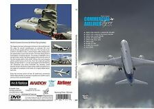 World's Greatest Commercial Airliner Flying Displays Aircraft Airplane DVD Video