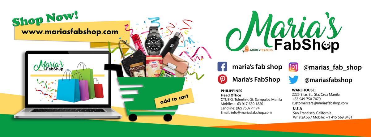 Maria's Fab Shop