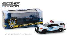 GreenLight 1/43 2013 Ford Police Interceptor Utility New York Police NYPD 86167