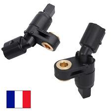 2X Avant Gauche Droite Capteur ABS Roue 1J0927803 1J0927804 Pour Audi 2 Broches