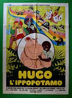 M26 Manifesto 2F Hugo L'Nilpferd Animation Zeichentrick Feigenbaum Value