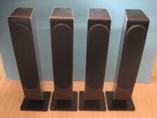 4 Panasonic Sound Boxen / Lautsprecher 5.1 für Panasonic SC-BTT505