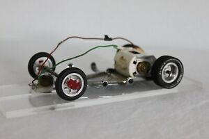 BZ Batmobile Chassis - 1/24 Scale Slot Car