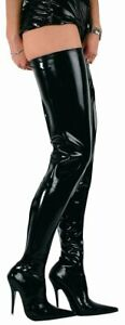 Latex-Stiefel D163G von Ledapol