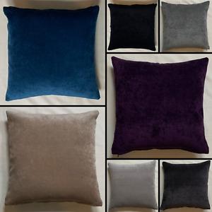 Handmade Naples Velvet Cushion Cover Pillow Case Home Sofa Bed Decor Woven