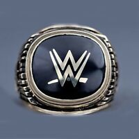 2015 wrestling replication Hall of fame championship ring WWE WWF WCW