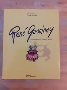 Rene Goscinny : La première Vie d'un Scénariste de Génie - Coll. La Martinière