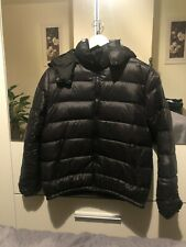 GENUINE DIESEL BOYS DOWN FEATHER JACKET WARM COAT PUFFER BROWN SIZE 16 YEARS