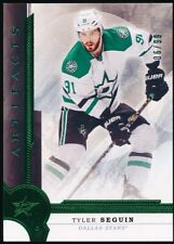 TYLER SEGUIN 2016-17 UPPER DECK ARTIFACTS EMERALD 06/99 *DALLAS STARS*