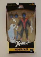 Nightcrawler Marvel Legends Action Figures
