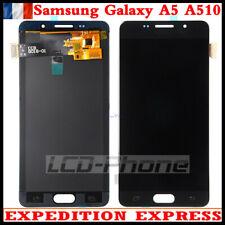 VITRE TACTILE + ECRAN LCD Pour Samsung Galaxy A5 2016 SM-A510 A510F A510 Noir