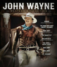 John Wayne Western Collection DVD 032429273215