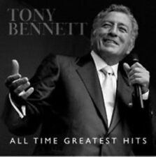 All Time Greatest Hits Tony Bennett CD 1 Disc 886979856127