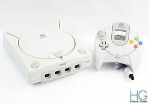 Sega Dreamcast Complete Console & Controller Retro Bundle! PAL