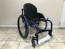 Manufacturer Demo Kuschall Advance Ultralight Wheelchair with Varilite Back