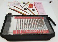 Knit Pro Symfonie Wood Deluxe Interchangeable Needle Set N020613