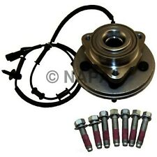 Wheel Bearing and Hub Assembly-4WD Front NAPA/PROFORMER BEARINGS-PGB PBR930456