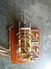 Saba-HiFi-Studio Freiburg Stereo Mod. ST-F ab Nr.: F01001 Wellenschalter