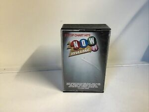 Now Thats What I Call Music 14 Double Cassette Tape 1989 Virgin Emi
