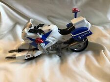 Power Rangers SPD Blue Ranger Patrol Cycle 2004 Bandai Motorcycle S.P.D. RARE