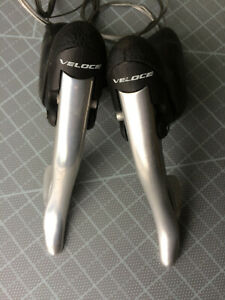 Campagnolo Veloce Ergo Power Levers Early 9 Speed 1999 Excellent Condition!!!