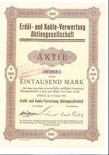 Erdöl- und Kohle-Verwertung AG, Berlin 1924