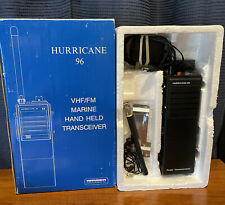 Ranger Vhf/Fm Marine hand Held Transceiver - Hurricane 96 Vtg. Not Tested