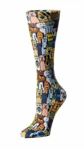 Cutieful Mild Compression Socks Sheer 8-15 mmHg