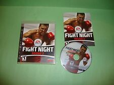 Fight Night Round 3 (Sony PlayStation 3, 2006)