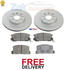 FOR TOYOTA MR2 1.8 VVTi 16V 1999-2006 REAR BRAKE DISCS & PADS SET *NEW*