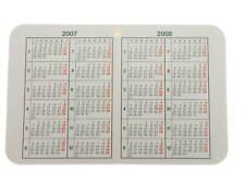 Calendario Rolex 2007 2008 originale   Rolex calendar genuine