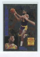 MAGIC JOHNSON 2000-01 Topps Chrome Commemorative Series MJ2 Los Angeles Lakers