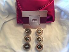 Bare Minerals Bare Escentuals Diamond Delight Eyeshadow Set NWT with Free Clutch