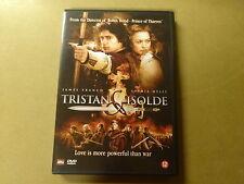 DVD / TRISTAN & ISOLDE ( JAMES FRANCO, SOPHIA MYLES )